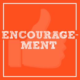encouragment